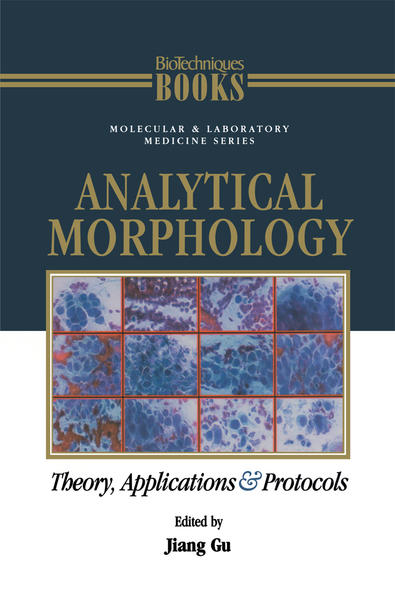Analytical Morphology - Coverbild