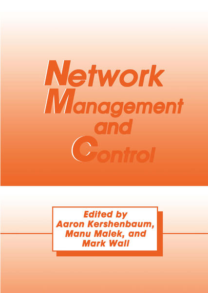 Network Management and Control - Coverbild