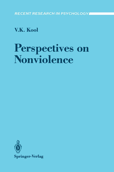 Perspectives on Nonviolence - Coverbild