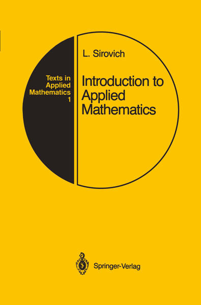 Introduction to Applied Mathematics - Coverbild