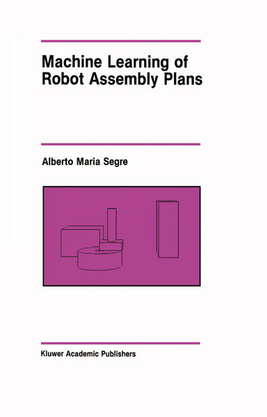 Machine Learning of Robot Assembly Plans - Coverbild
