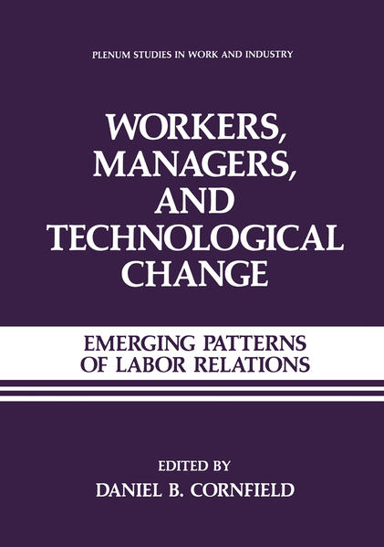 Workers, Managers, and Technological Change - Coverbild