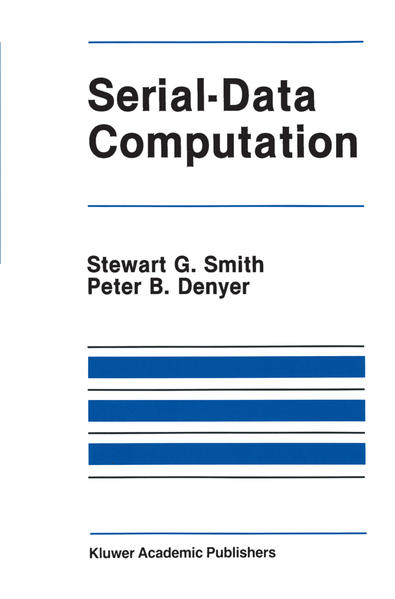 Serial-Data Computation - Coverbild