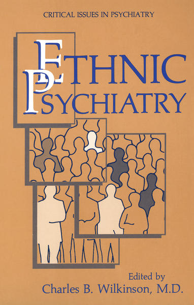Ethnic Psychiatry - Coverbild