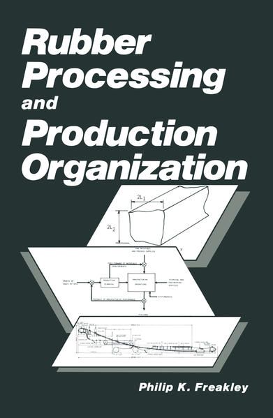 Rubber Processing and Production Organization - Coverbild