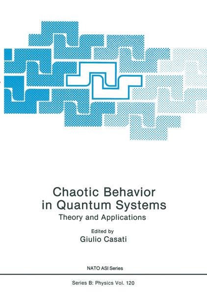 Chaotic Behavior in Quantum Systems - Coverbild
