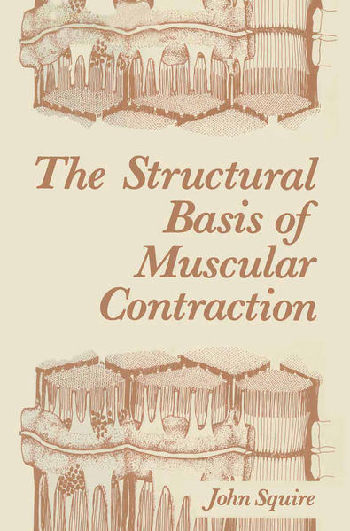 The Structural Basis of Muscular Contraction - Coverbild