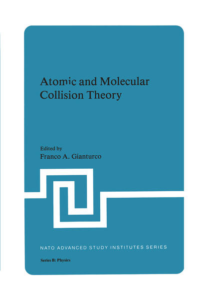 Atomic and Molecular Collision Theory - Coverbild