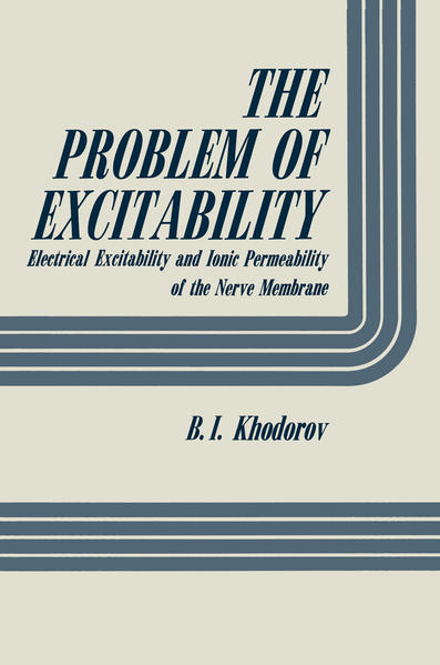The Problem of Excitability - Coverbild