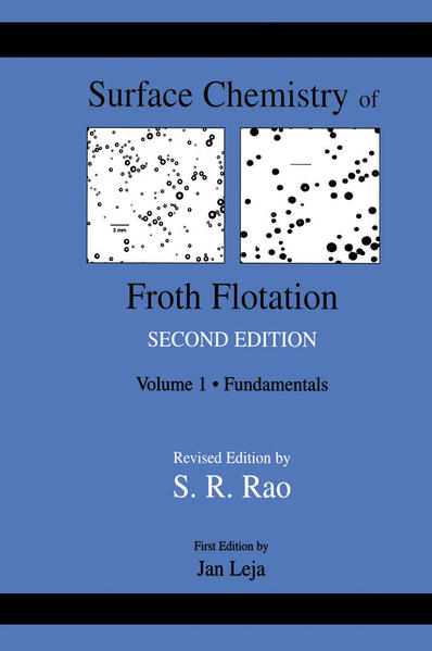 Surface Chemistry of Froth Flotation - Coverbild