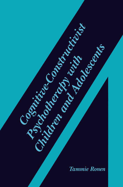 Cognitive-Constructivist Psychotherapy with Children and Adolescents - Coverbild