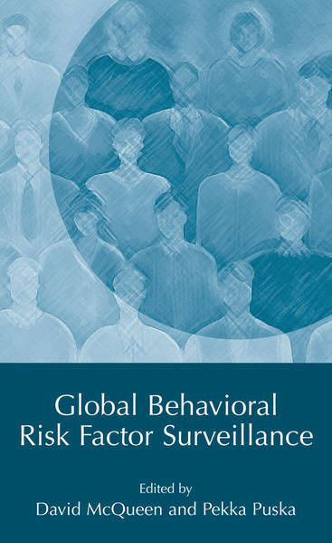 Global Behavioral Risk Factor Surveillance - Coverbild