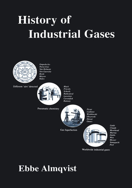 History of Industrial Gases - Coverbild