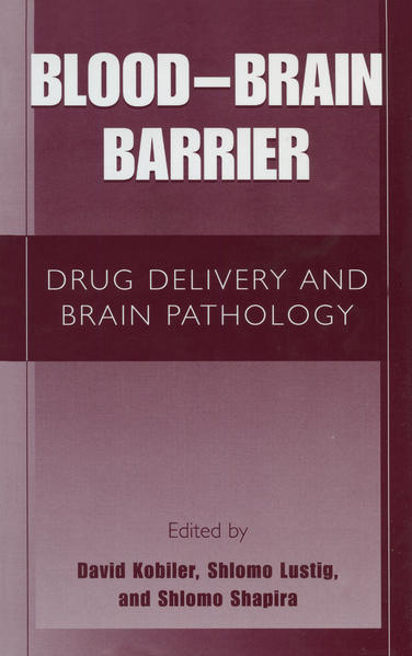 Blood-Brain Barrier - Coverbild