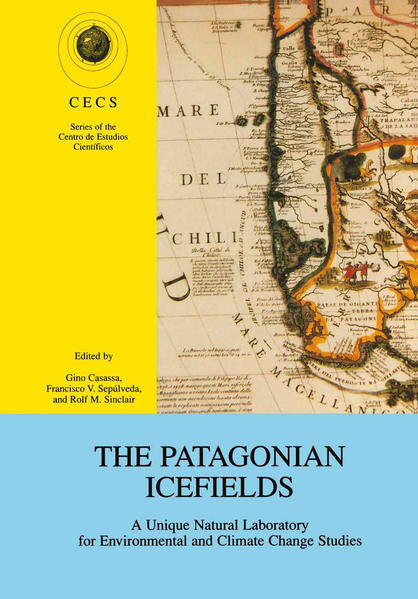 The Patagonian Icefields - Coverbild