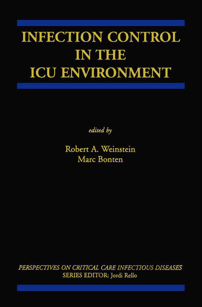 Infection Control in the ICU Environment - Coverbild