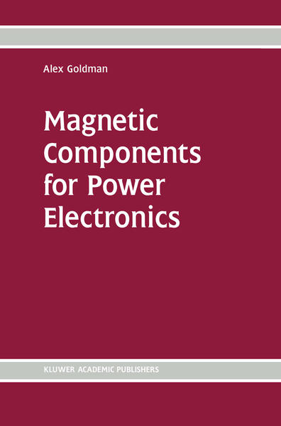 Magnetic Components for Power Electronics - Coverbild