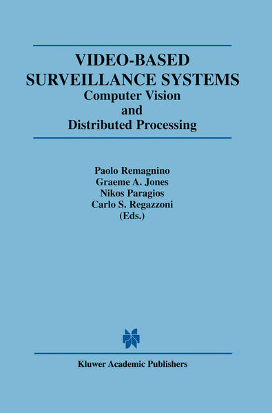 Video-Based Surveillance Systems - Coverbild