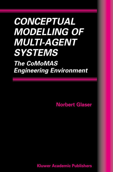 Conceptual Modelling of Multi-Agent Systems - Coverbild