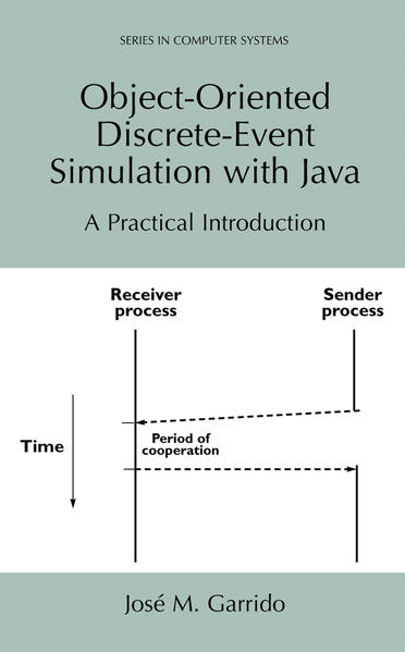 Object-Oriented Discrete-Event Simulation with Java - Coverbild