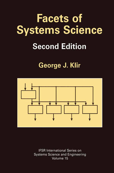 Facets of Systems Science - Coverbild