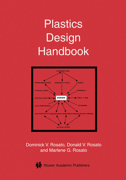 Plastics Design Handbook - Coverbild