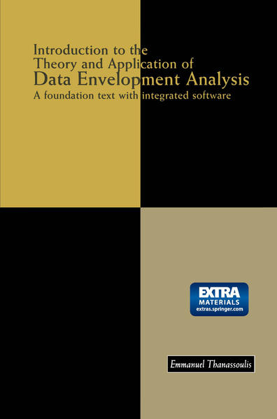 Introduction to the Theory and Application of Data Envelopment Analysis - Coverbild