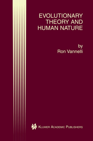 Evolutionary Theory and Human Nature - Coverbild