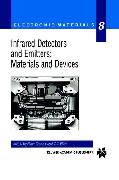 Infrared Detectors and Emitters: Materials and Devices - Coverbild