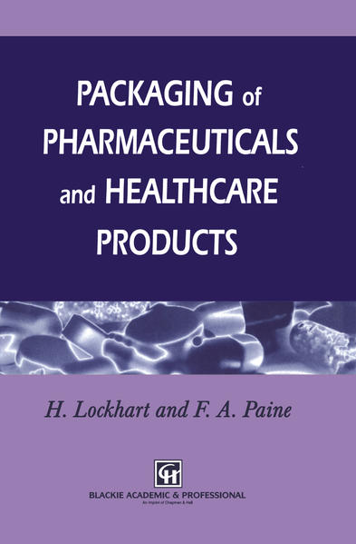 Packaging of Pharmaceuticals and Healthcare Products - Coverbild