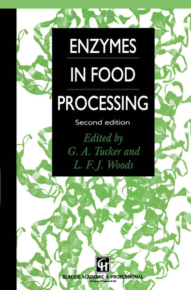 Enzymes in Food Processing - Coverbild