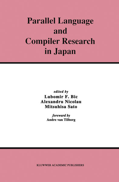Parallel Language and Compiler Research in Japan - Coverbild