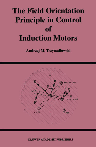 The Field Orientation Principle in Control of Induction Motors - Coverbild