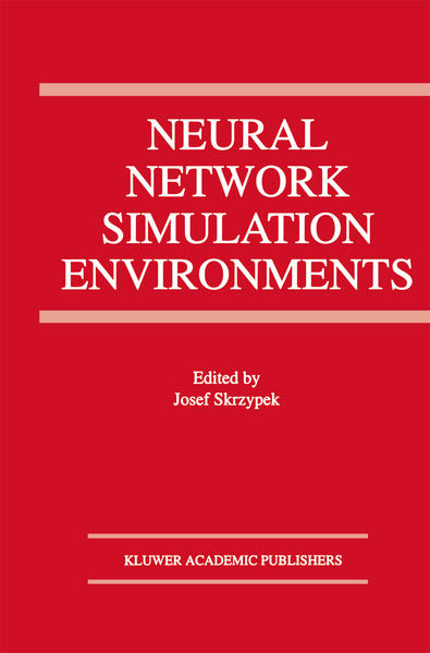 Neural Network Simulation Environments - Coverbild