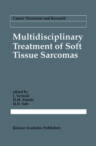 Multidisciplinary Treatment of Soft Tissue Sarcomas - Coverbild