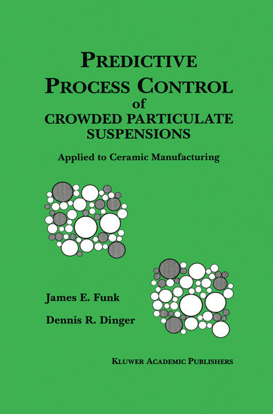 Predictive Process Control of Crowded Particulate Suspensions - Coverbild