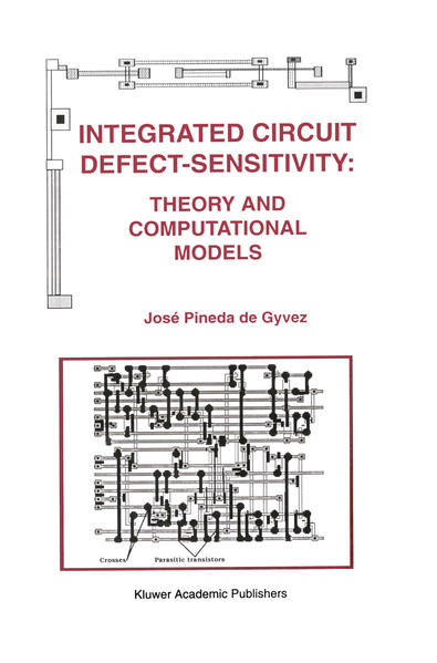 Integrated Circuit Defect-Sensitivity: Theory and Computational Models - Coverbild
