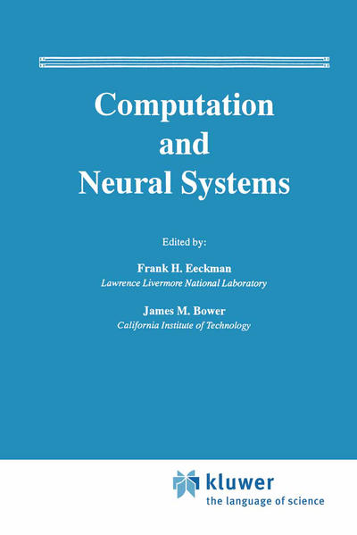 Computation and Neural Systems - Coverbild