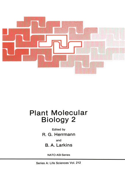 Plant Molecular Biology 2 - Coverbild