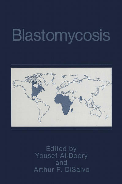 Blastomycosis - Coverbild