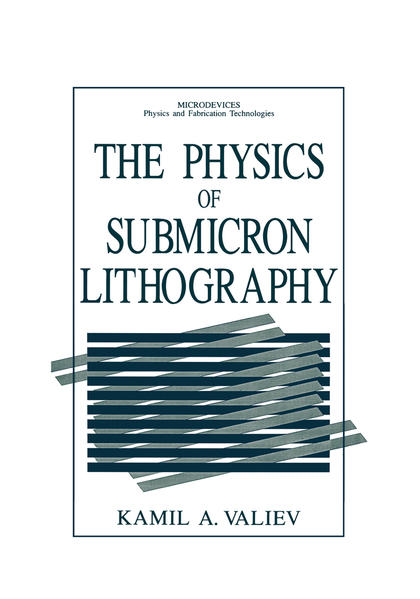 The Physics of Submicron Lithography - Coverbild