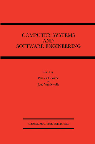 Computer Systems and Software Engineering - Coverbild