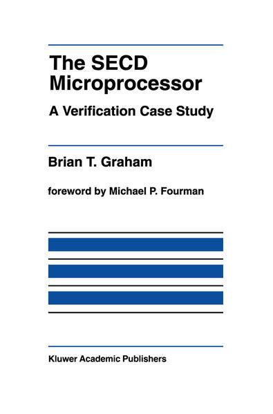 The SECD Microprocessor - Coverbild