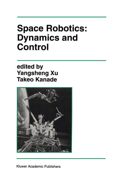 Space Robotics: Dynamics and Control - Coverbild