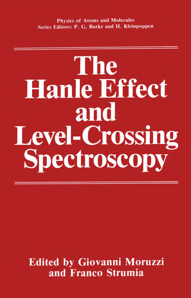 The Hanle Effect and Level-Crossing Spectroscopy - Coverbild