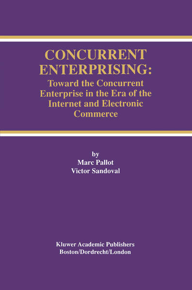 Concurrent Enterprising - Coverbild