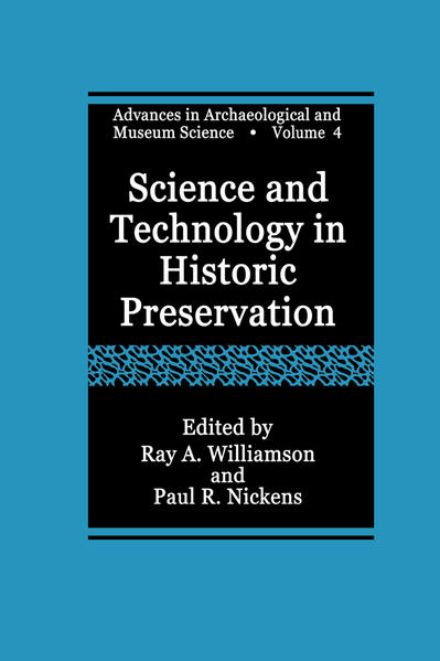 Science and Technology in Historic Preservation - Coverbild