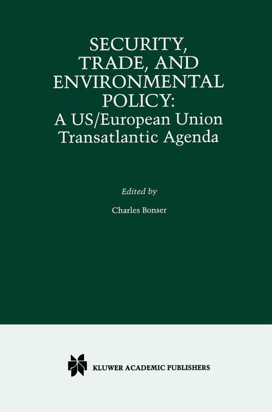 Security, Trade, and Environmental Policy - Coverbild