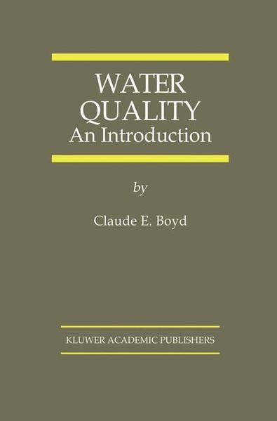 Water Quality - Coverbild