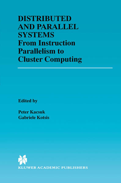 Distributed and Parallel Systems - Coverbild